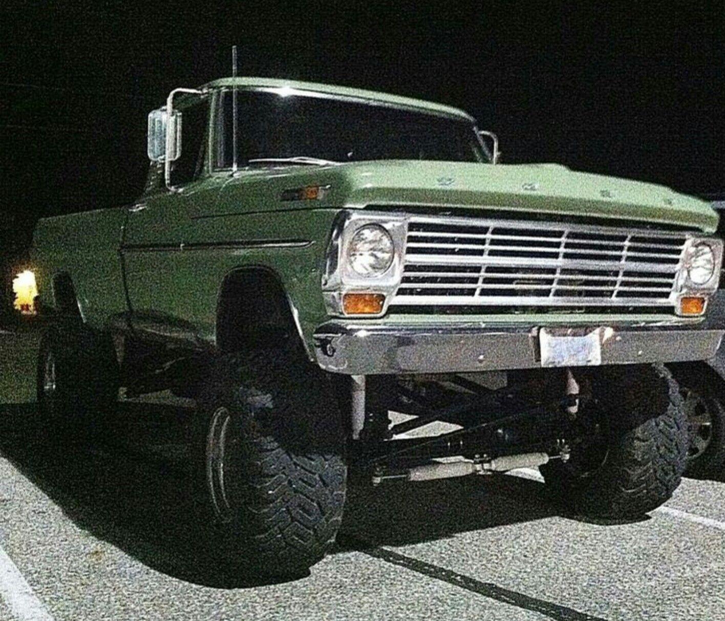 68 Ford Highboy Ford Pickup Trucks Trucks Lifted Ford Trucks