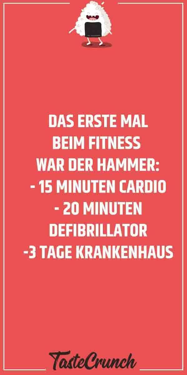 #food  #foodlover  #quote  #witzig  #funny  #qotd  #lustig  #fitness  #gym #beim #Fitness  Das erste...