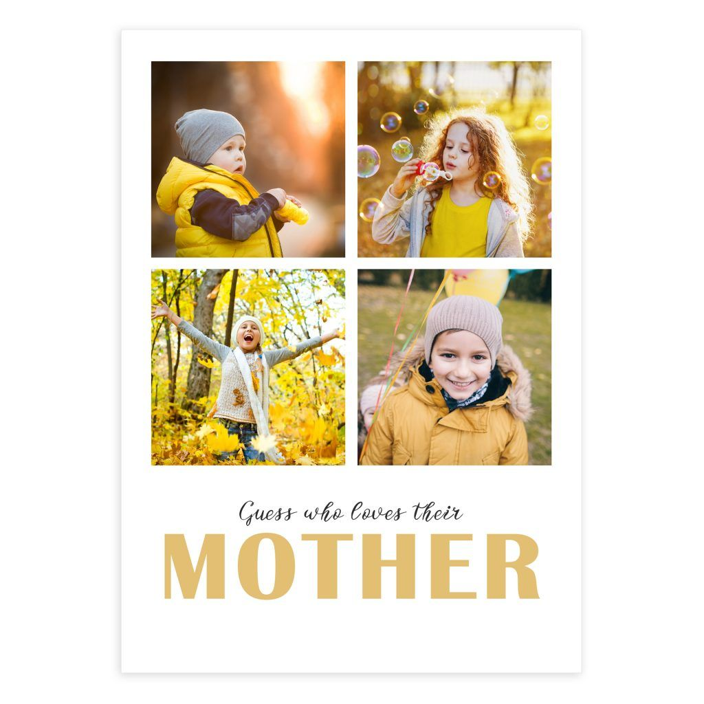 Mother S Day Cards I Unique Photoshop Templates I Mockaroon Mothers Day Card Template Mothers Day Cards Mothers Day Cards Printable