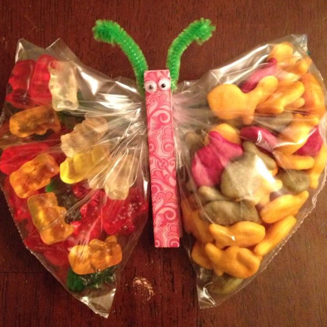 Classroom Snack Ideas : Cute snack bags i made for tay s class classroom ideas