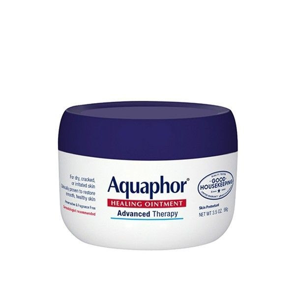 Aquaphor Advanced Healing Ointment 3.5 oz Jar - #crackedskinonheels