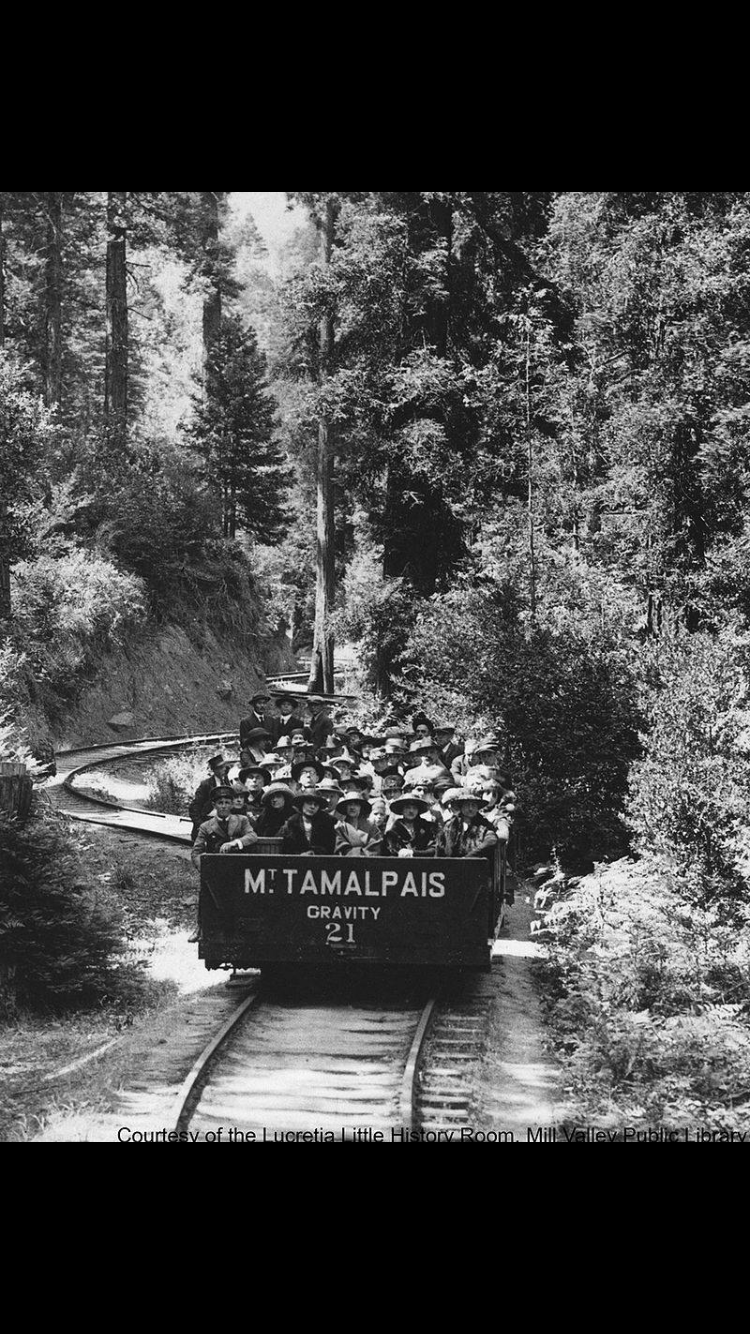 Pin By Christina Mcdonald On Cooler Than Me Mount Tamalpais Groovy History Photo