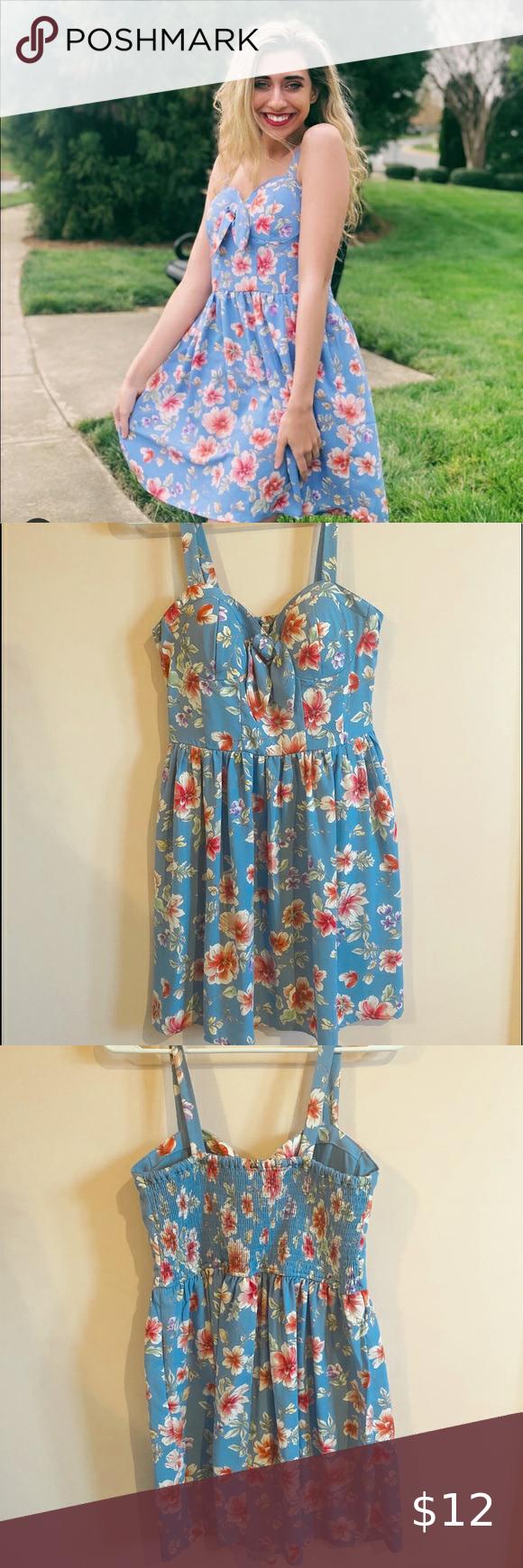 Blue Floral Dress Floral Blue Dress Floral Dress Dresses [ 1740 x 580 Pixel ]