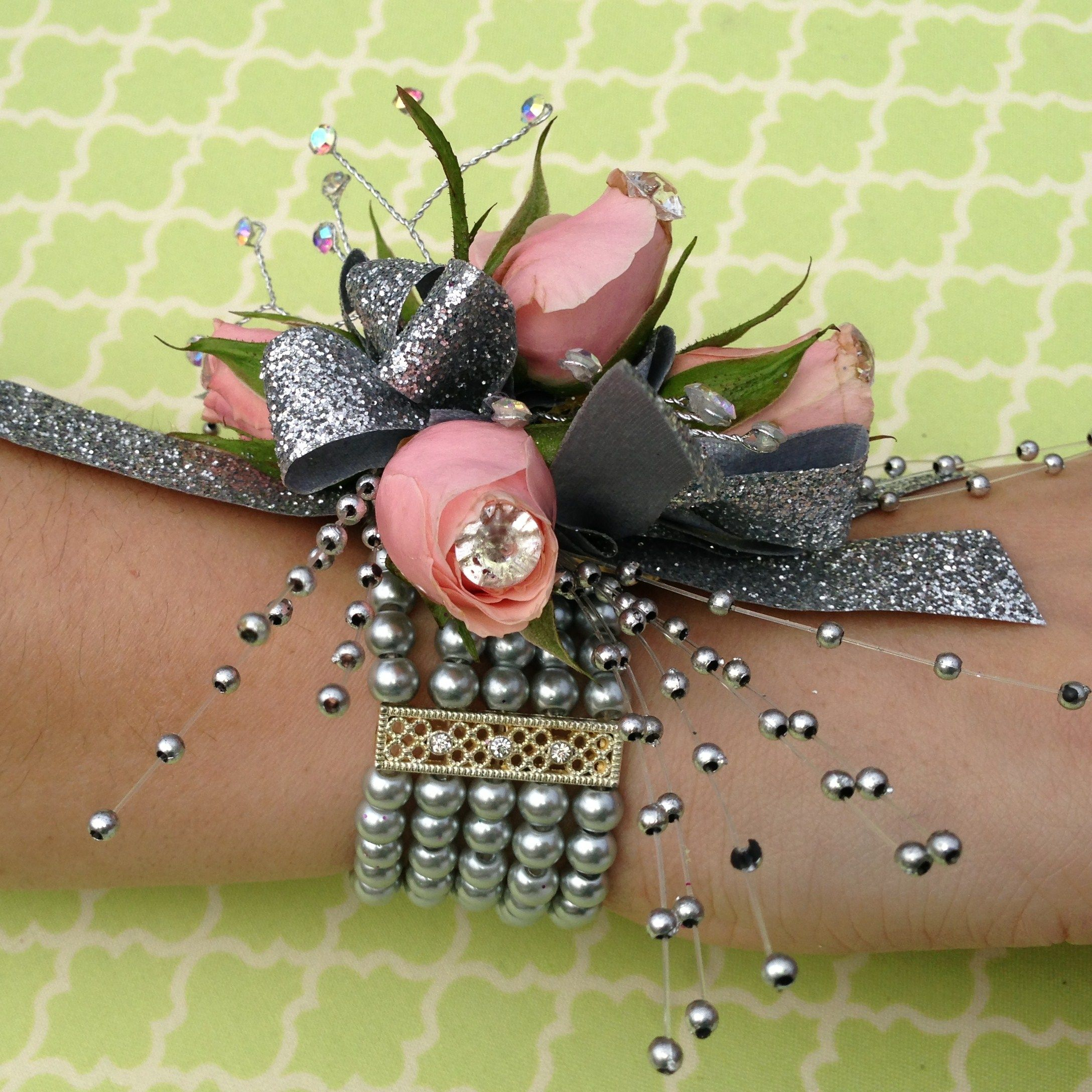 Bring out her inner princess floral jewelry is super hot for How to match jewelry with prom dress