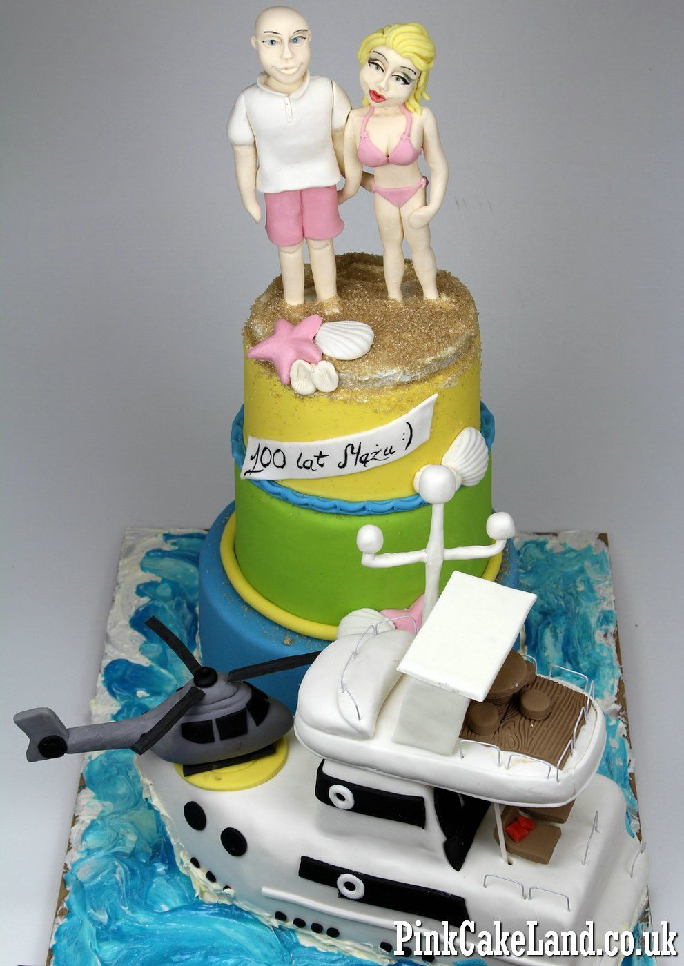 Anniversary Cake for Couple, Lodnon Cakes http//www