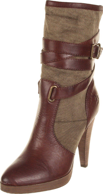 Amazon.com: FRYE Women's Harlow Boot: Shoes