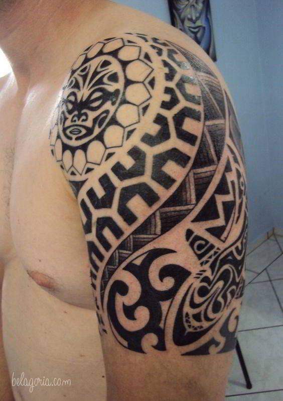 Tatuajes Maories Significado Y 9 Temas Samoantattoos Tattooss - Significado-tatuaje-maories