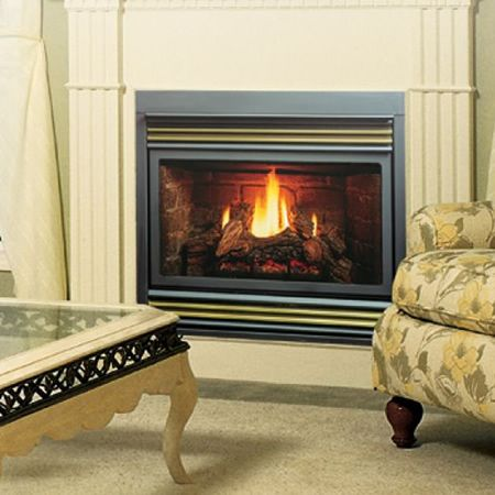 Kingsman Zv3600 Zero Clearance B Vent Gas Fireplace Vented Gas