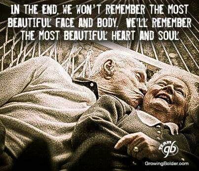 Growing old together | Love quotes, Inspirational quotes ...
