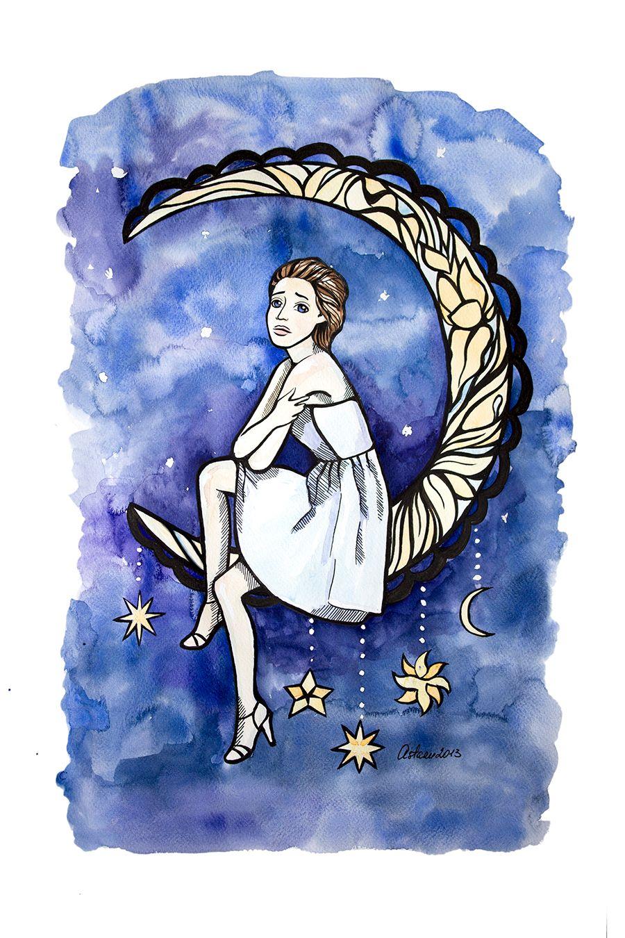 Пин от пользователя Julia M. на доске My Watercolor