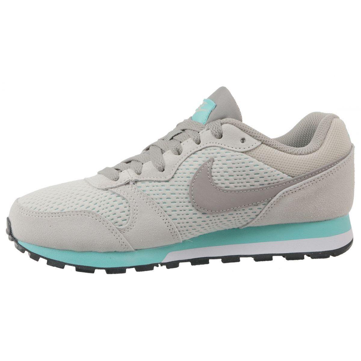 Buty Nike WMNS Air Max Thea damskie szare 599409030 ▷ Sklep Sizeer