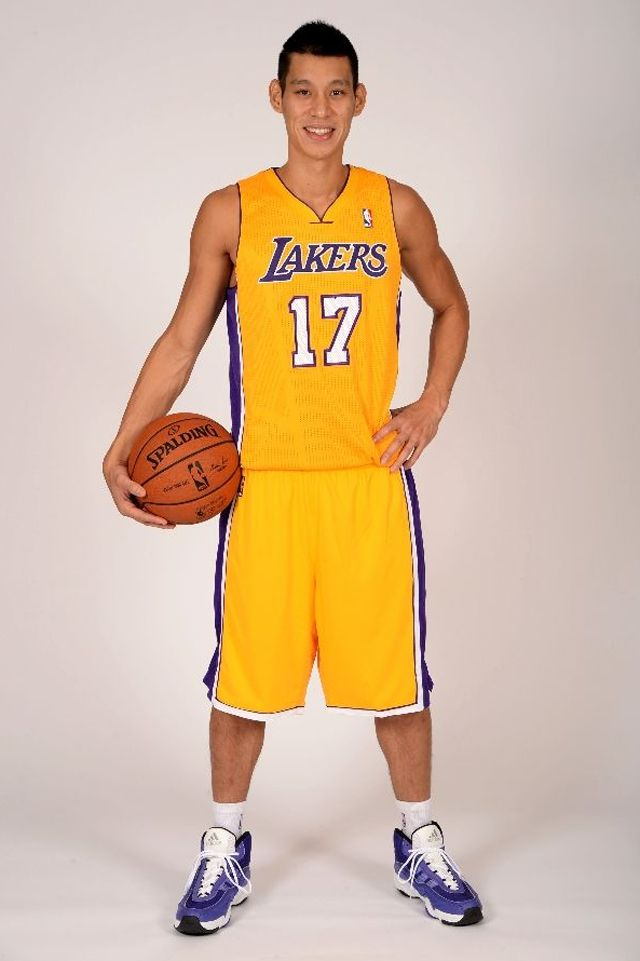 NBA · 11) Jeremy Lin was traded to the LA Lakers by the Houston Rockets  during the