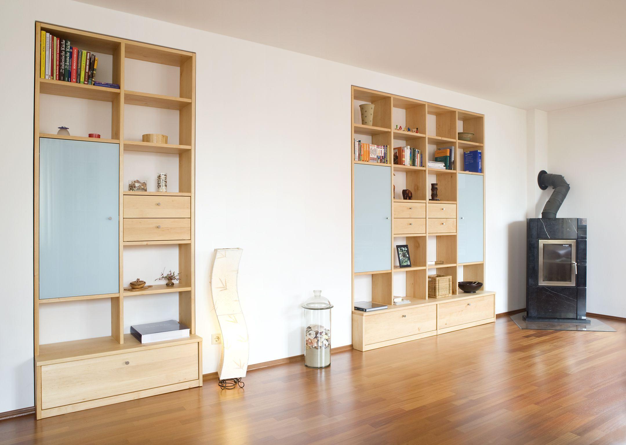 Maßgefertigte #Wohnzimmermöbel, individuell auf die Maße Ihrer
