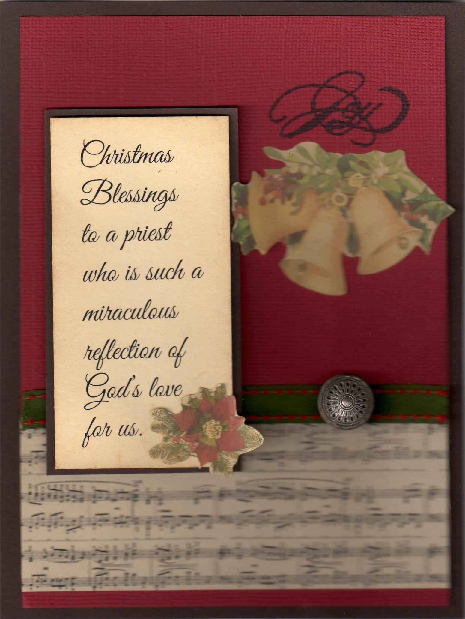 Priest christmas card design source httppinterest priest christmas card design source httppinterest m4hsunfo