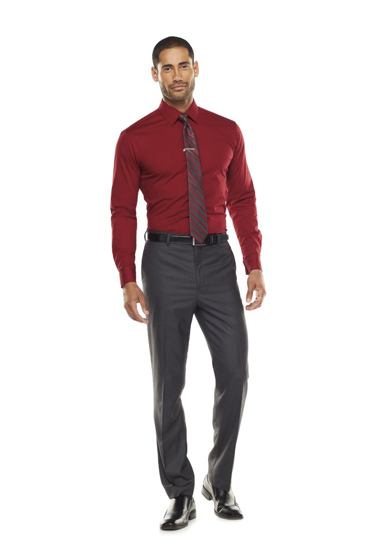 23+ Red dress shirts mens info