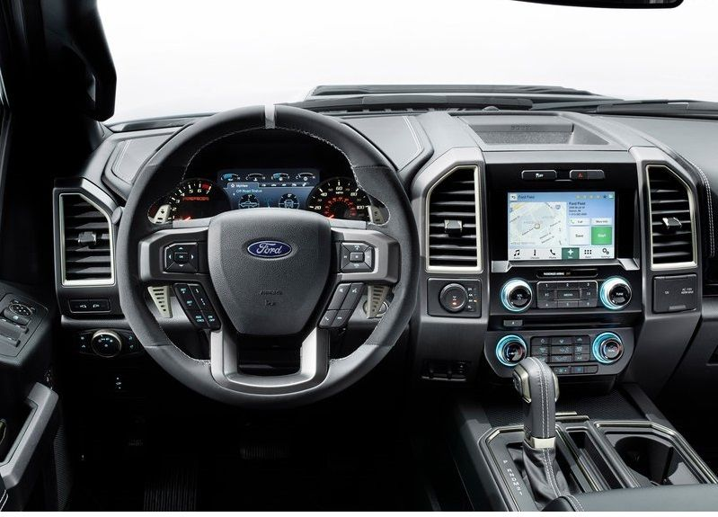 2017 Ford F 150 Raptor Dashboard Ford Raptor Ford