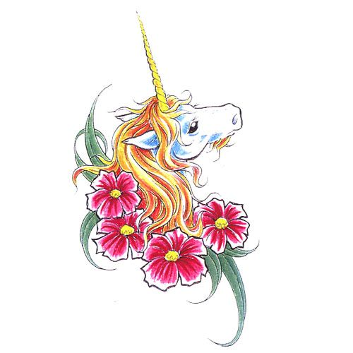 free unicorn picture downloads | free unicorn tattoo designs tattoos