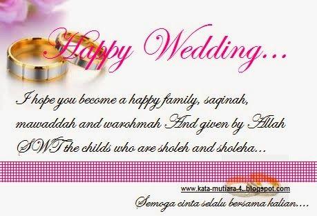 Ucapan Selamat Pernikahan Dalam Bahasa Inggris Penelusuran