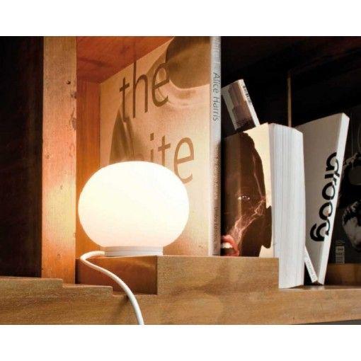 Lampe A Poser Glo Ball Basic Zero Flos Lampes De Table Lampe De Table En Verre Lampadaire