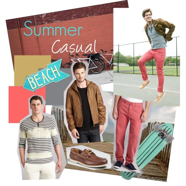 Men's Style: Summer Casual