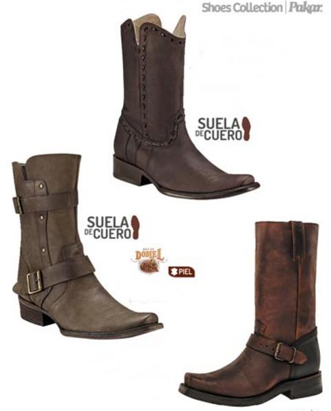 62653db710ad1 Catalogo Shoes Collection Pakar Zapatos para Hombre 2016