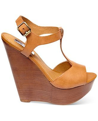 c4cea8a550d Steve Madden Women s Bittles Platform Wedge Sandals - Wedges - Shoes -  Macy s