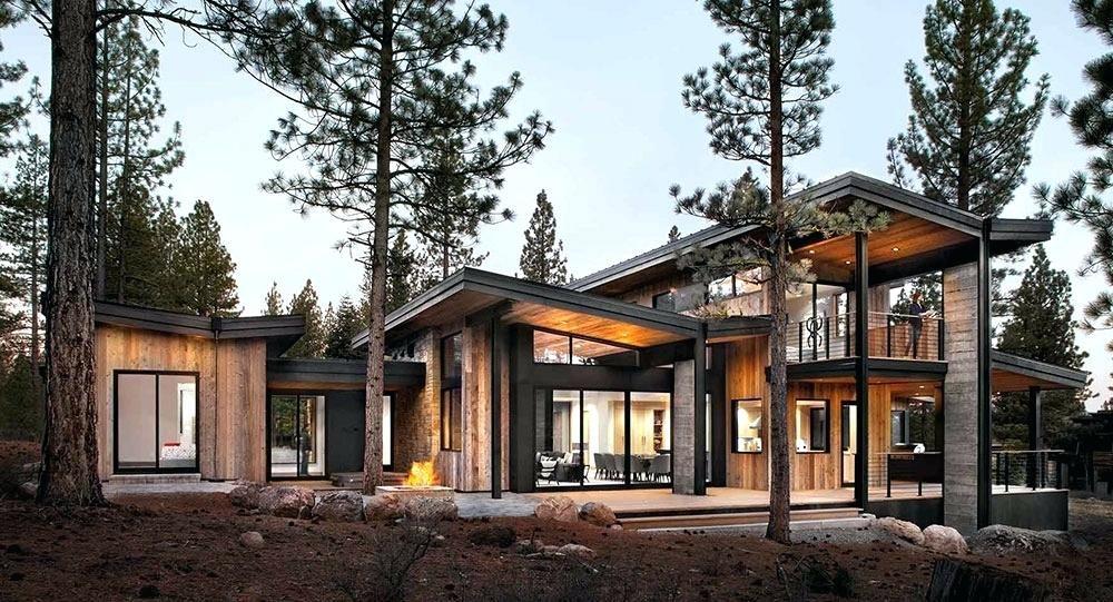 modern prefab home plans stunning modern contemporary ...