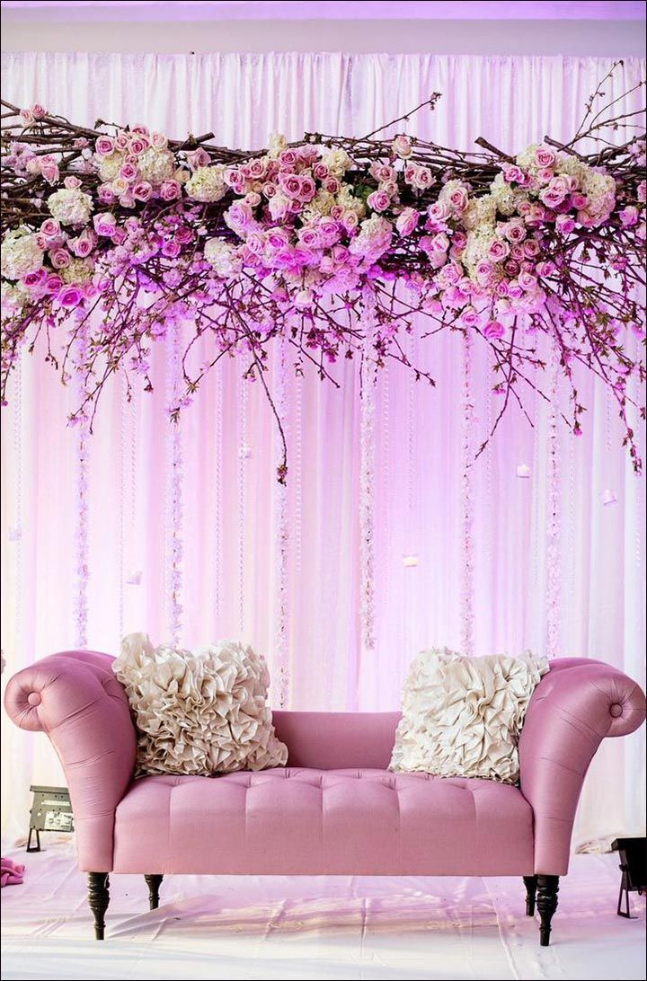 Debut Stage Backdrop Wedding Backdrops: 25 ...