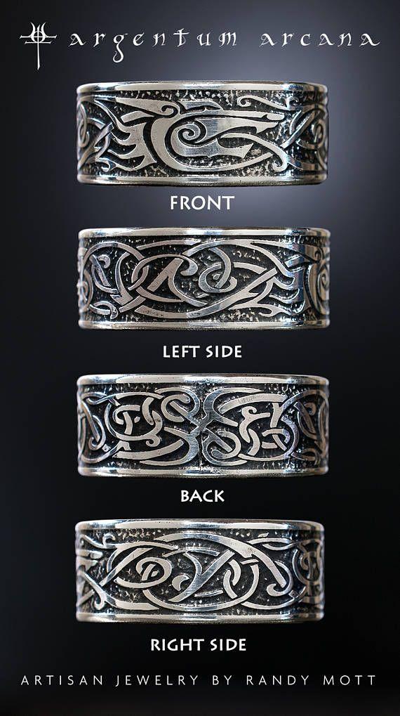 tatouage collier homme celtique
