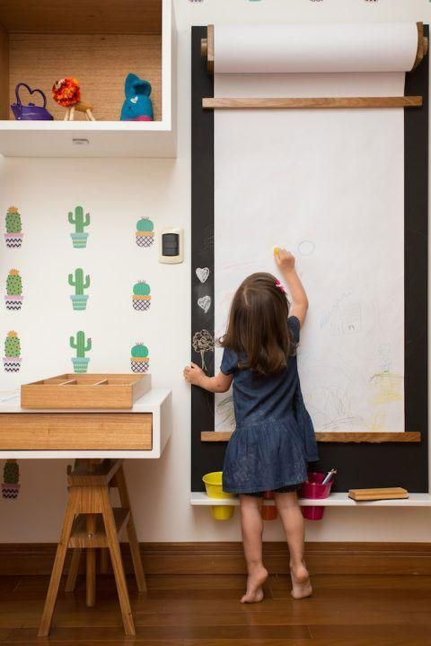 Montessori Raum: 60 erstaunliche und intelligente Projekte - Neu dekoration stile #salledejeuxenfant