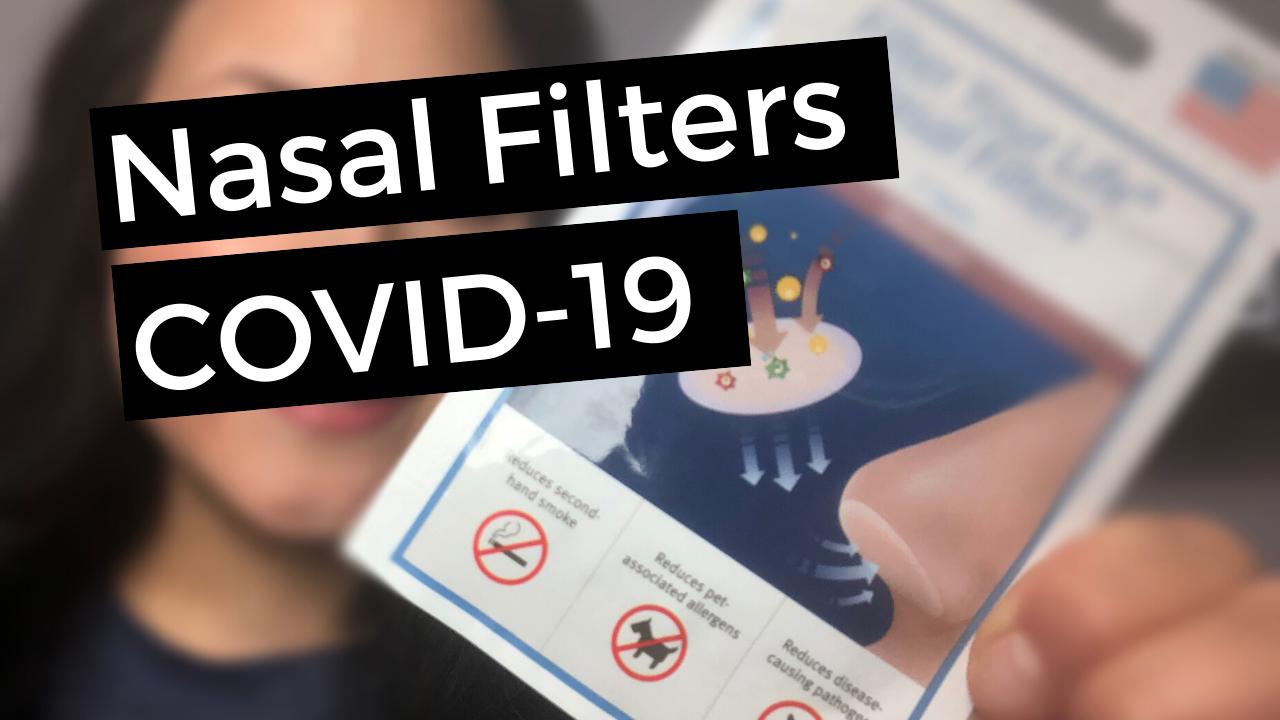 Nasal Filters Filters Disease Nasal Passages [ 720 x 1280 Pixel ]