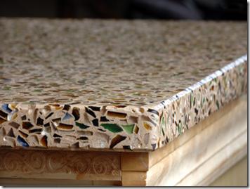 Enviroglas Recycled Glass Terrazzo Countertops Recycled Glass Countertops Glass Countertops Recycled Glass