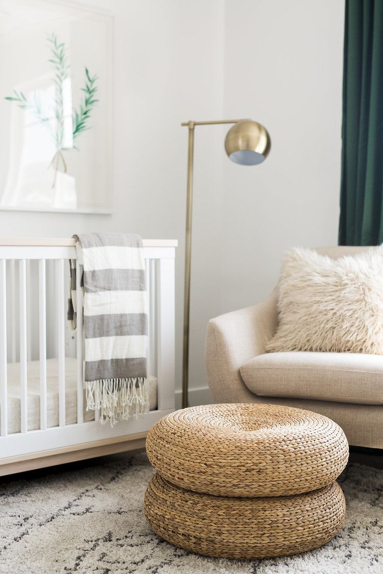 Ikea Rug Nursery Crib