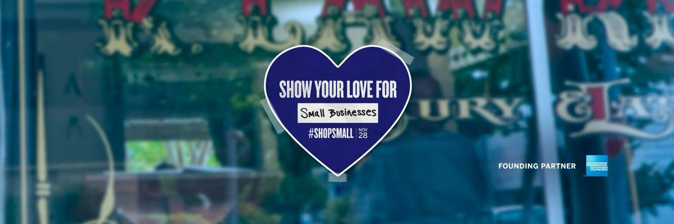 Yooto'pea Golf supports @shopsmall Everyone PLEASE go out 2day Saturday November 28,2015 and spend some time & money at your local small businesses. #HAPPYHOLIDAYS