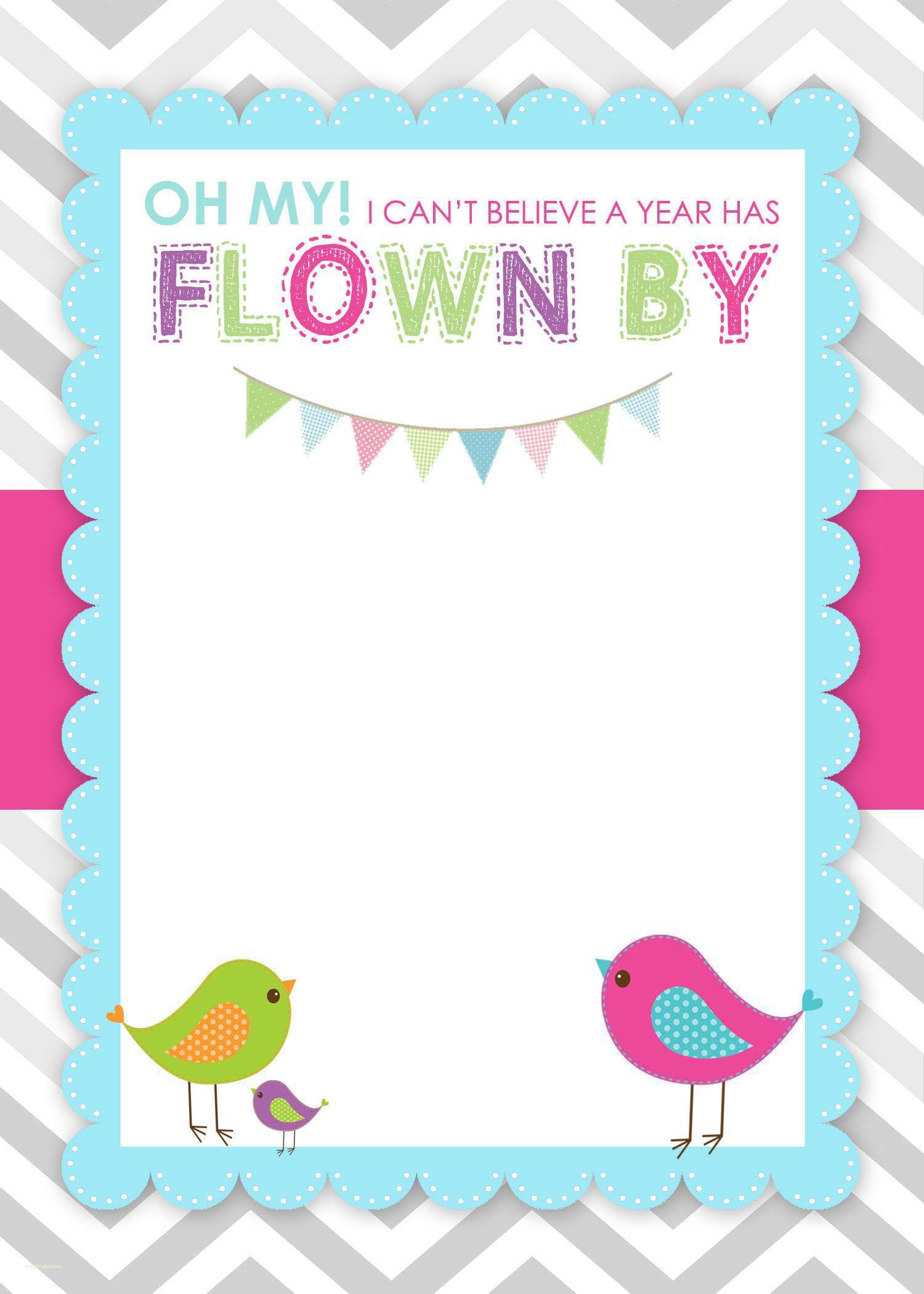 New Free Online Printable Birthday Party Invitations | Pinterest ...