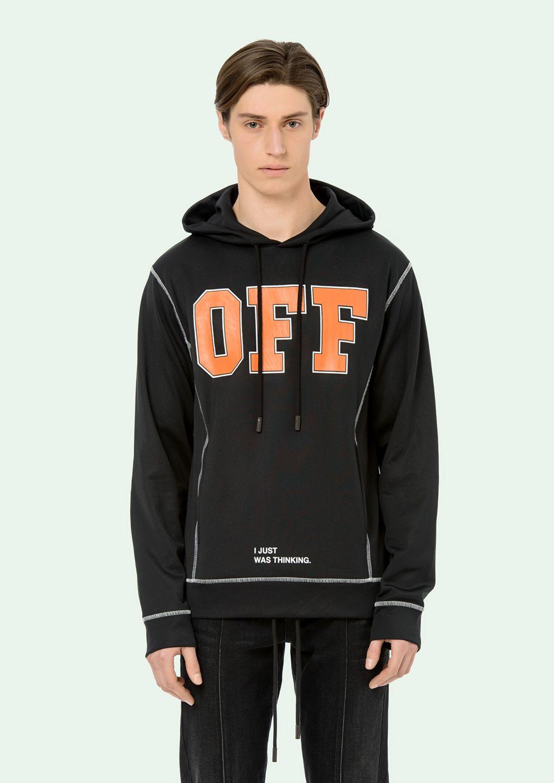 d48f50b6b72 OFF WHITE - Sweatshirt - OffWhite