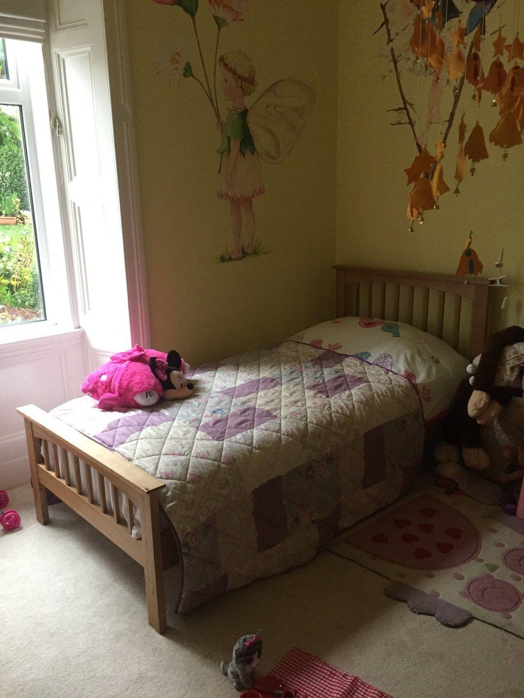 Heywood Solid Oak Bed Frame 3ft Single