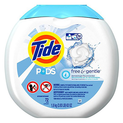 Pin On Top 10 Best Laundry Detergent Pacs Tablets
