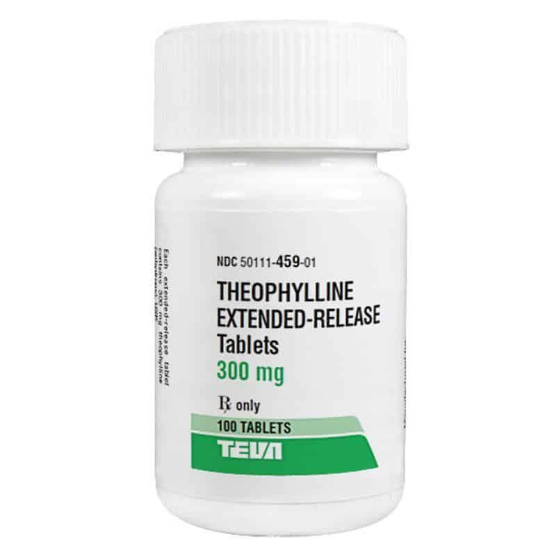 ثيوفيللين Theophylline Convenience Store Products Convenience Store Pill