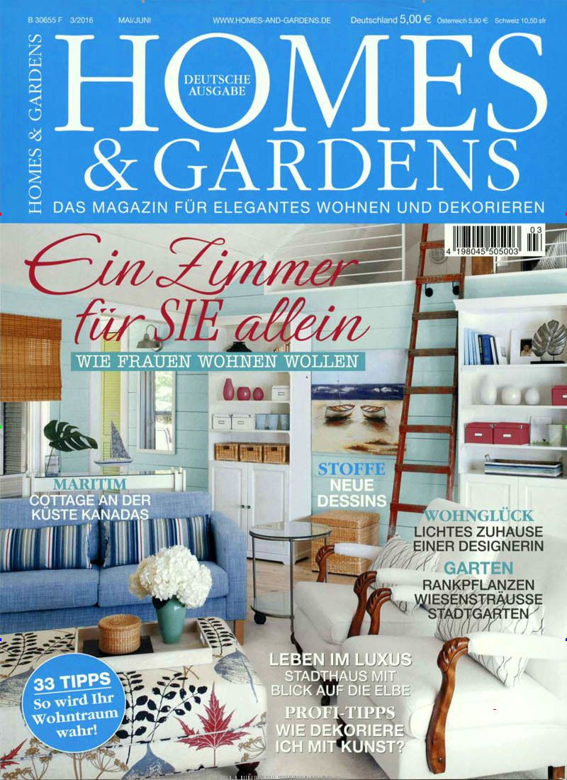 ein zimmer für sie allein. gefunden in: homes & gardens deutsche ... - Ein Zimmer