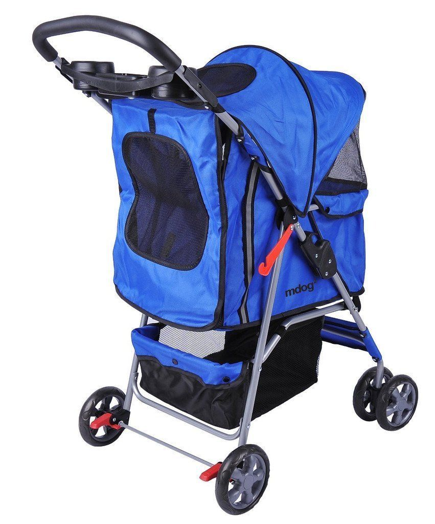 MDOG2 strollers are perfect for taking your pet with you