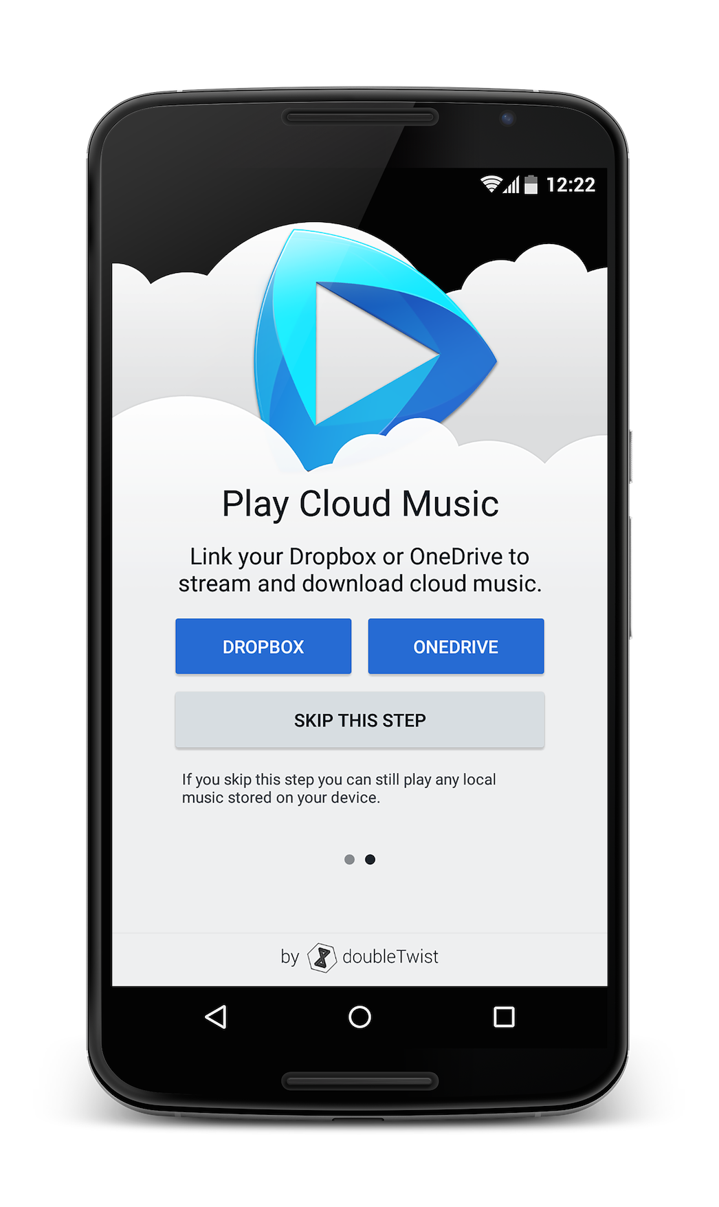 CloudPlayer From doubleTwist Is A Slick Way To Play Music
