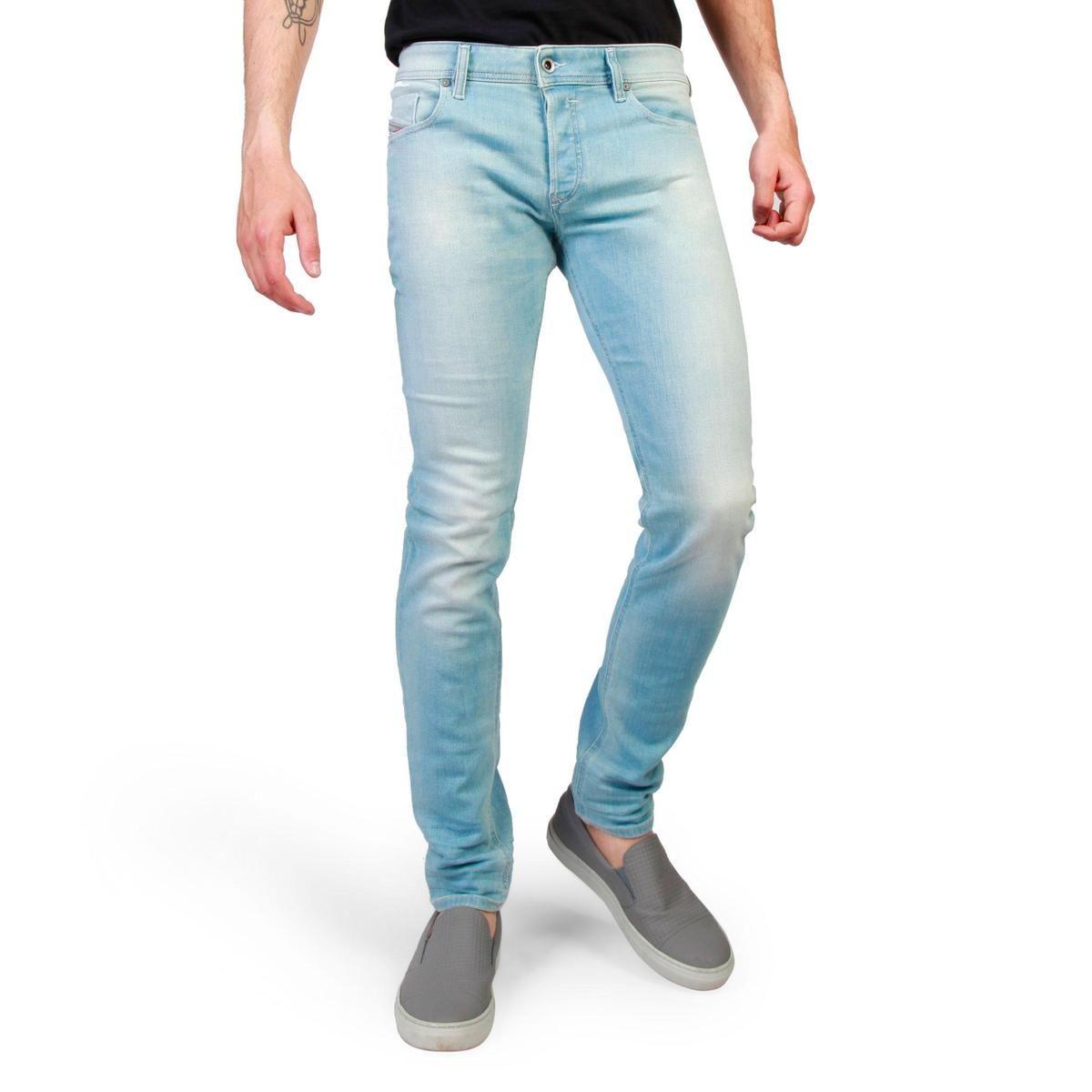 Skinny Chiusura Chiusura Uomo Uomo Skinny Jeans Skinny Chiusura Bottoni Uomo Jeans Jeans Bottoni cq4SR35AjL