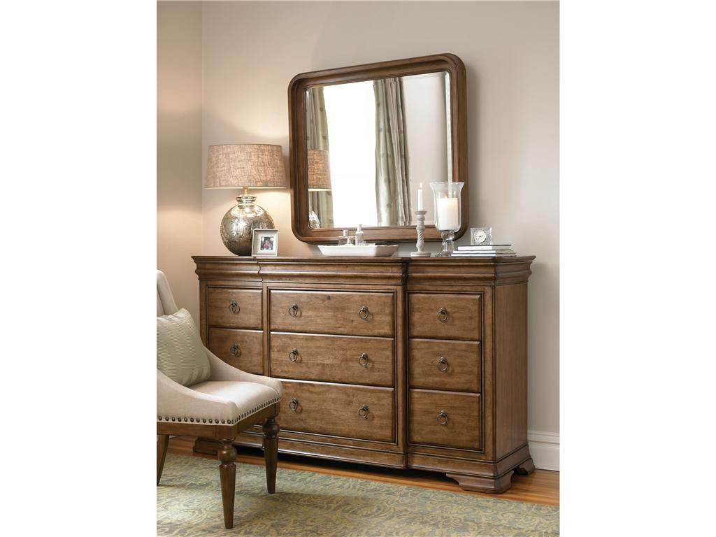 Pennsylvania House Bedroom Drawer Dresser 71040 Woodleys Furniture Colorado Springs Fort