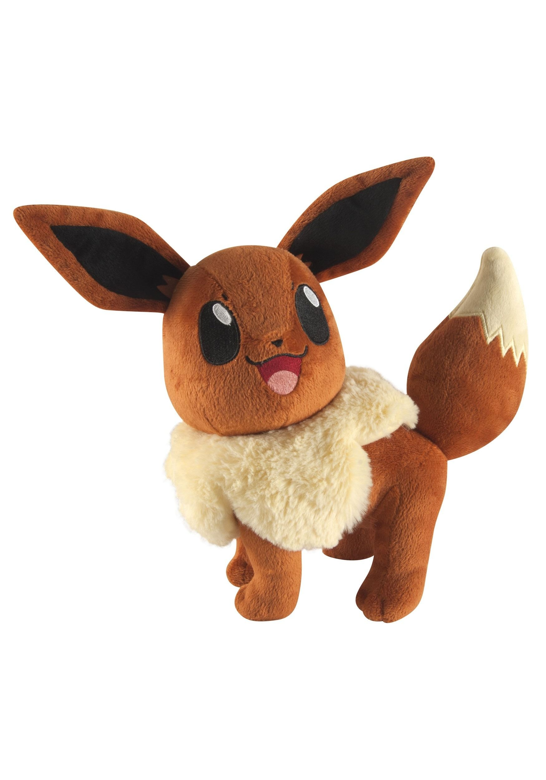 Christmas For sale online Eevee Large Pokemon Plush Toy