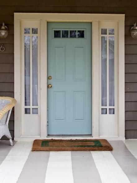 Popular Colors To Paint An Entry Door Food Pinterest Sherwin