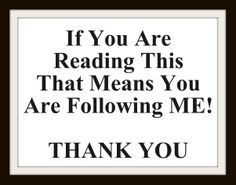 thanks for following me on pinterest images - Google Search