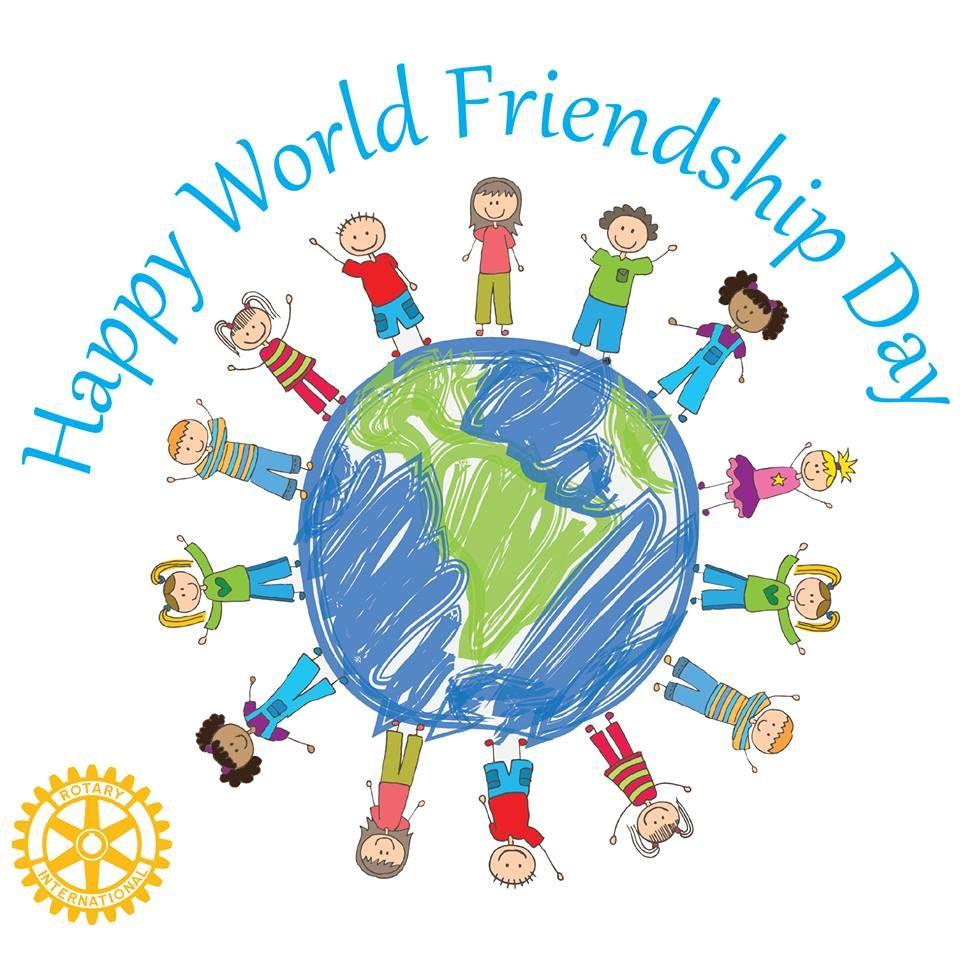 International & National Friendship Day 2016 World