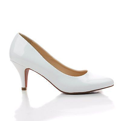 City Classified Women/'s Pointy Slip On Low Heel Pumps Comfort Insole JAMES