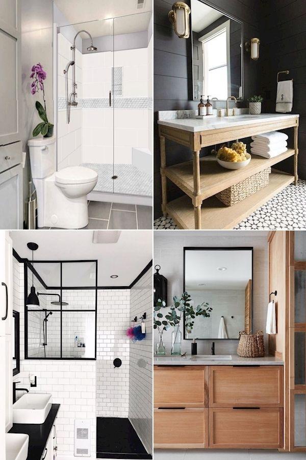 Photo of Bathroom Styles | Bathroom Hardware Ideas | Black And Teal Bathroom Decor